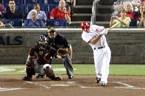Ryan Zimmerman swing