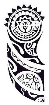 Tatto Moari on Tatuagem Polin  Sia   Tattoo Maori