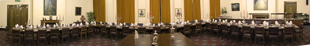 Dining Room Panorama