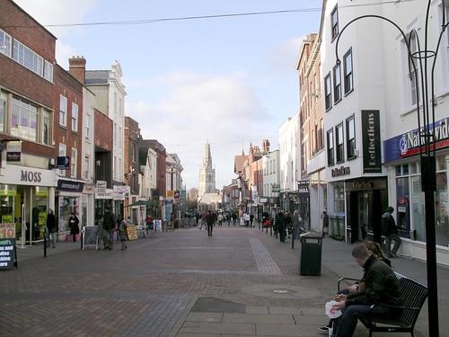 Westgate Street, Gloucester