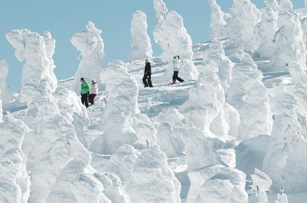 樹氷/Snow Monster
