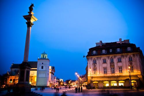 Warsaw - Kolumna Zygmunta