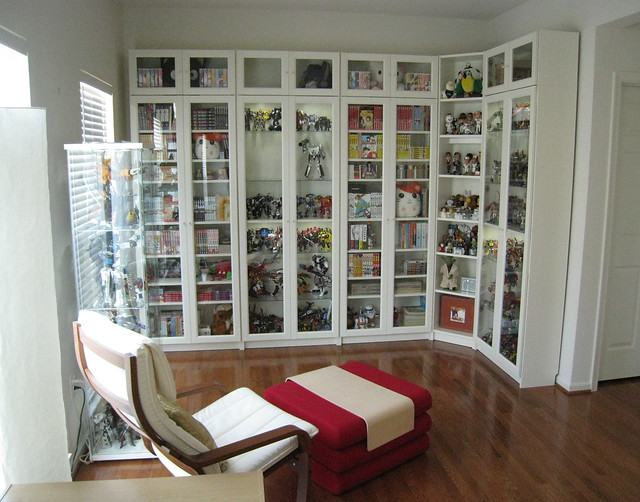 Bookcases After Flickr Photo Sharing