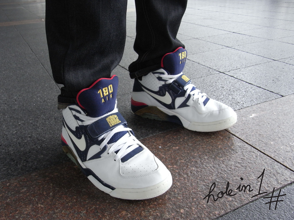 1a956f575b7 ... Nike Air Force 180 Olympic Charles Barkley
