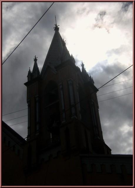 Parroquia Nuestra Señora del Carmen,Santa Ana Chiautempan,Estado de Tlaxcala,Mexíco