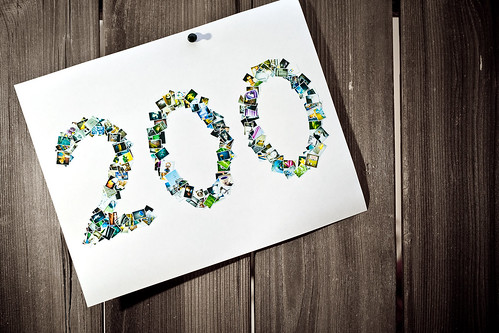Day 200!