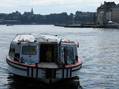 Stockholm Tour Boat