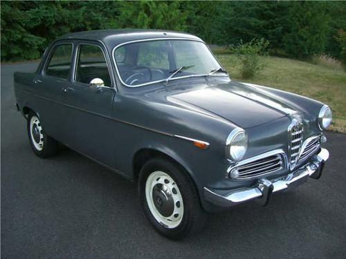 Flickriver Photoset BaT Exclusive Alfa Romeo Giulietta - 1960 alfa romeo giulietta for sale