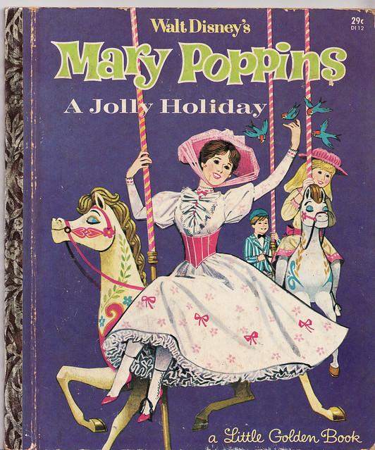 Mary Poppins:  A Jolly Holiday