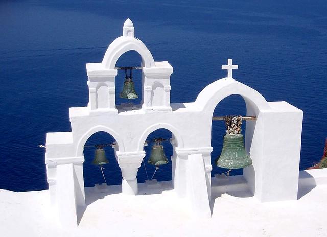 Oia Church Bells