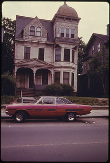 Private Residence on North Main Street in Paterson, New Jersey ... 06/1974