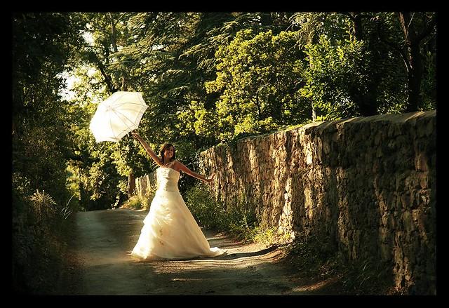 MARIAGE / WEDDING : Mary Poppins :)