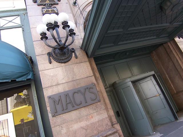 old macy's