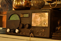 Very old radio