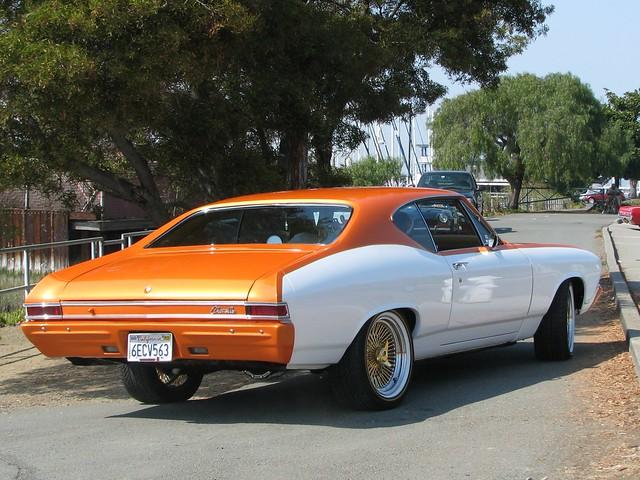 1968 chevelle custom