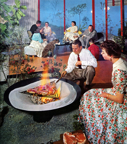 1958--cookout- triangle and big mushroom by x-ray delta one