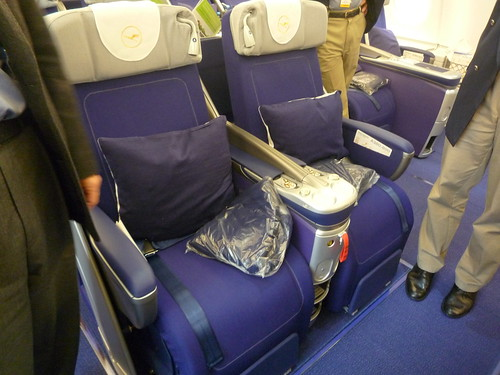 Business Class Seats A380