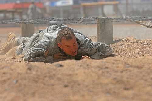 'Not for the weak or fainthearted' 'Ready First' soldiers compete for Ranger slots [Image 3 of 4]