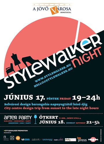 Stylewalker Night 2011