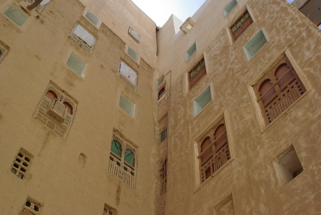 Shibam buildings