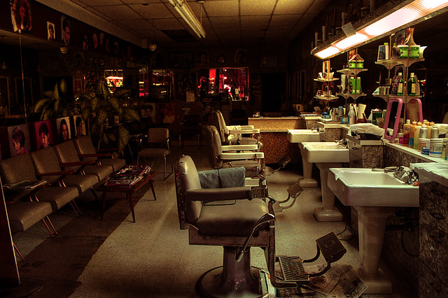 Closing Time #3: Barber shop Flickr - Photo Sharing!