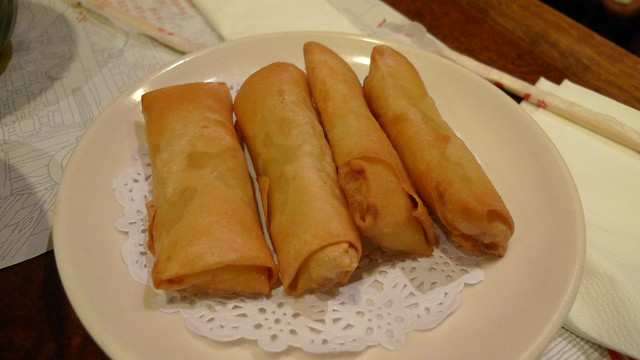 Shanghai Spring Rolls | Flickr - Photo Sharing!