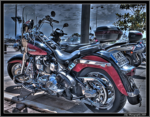 Harley Davidson 2 (Explored)