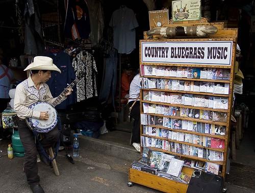 Chatuchak Market Country Music