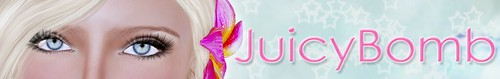 new juicybomb.com header for July 09