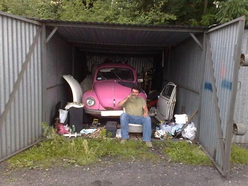 owsikowy garaż