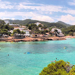 Playas de Portinatx. Ibiza