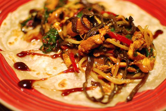 Mu shu chicken | Flickr - Photo Sharing!