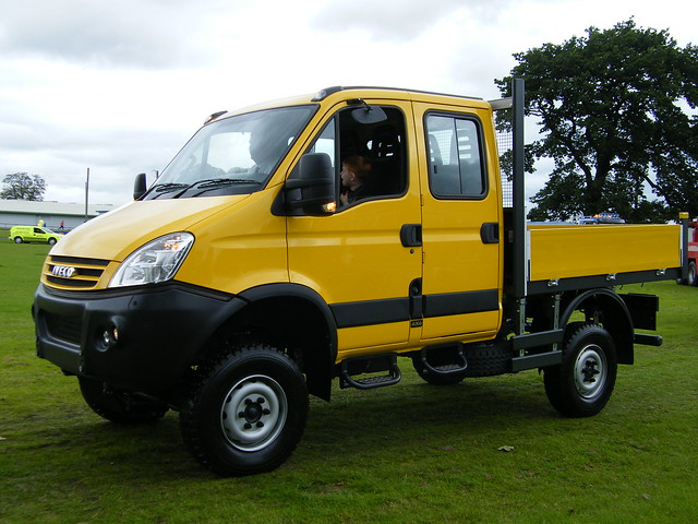 iveco daily 4x4 flickr photo sharing. Black Bedroom Furniture Sets. Home Design Ideas