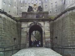 steinernes Festungstor 1525