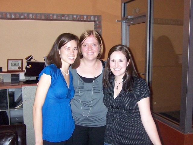 anna, megan, and lyndsay