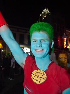 Halloween 2009 - Captain Planet