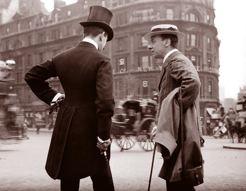 Two Gentlemen, London