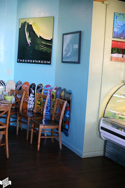 Green Room Cafe / Cocoa Beach, Florida / OutsideTheDen.com