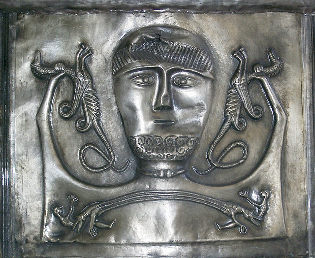 celtic god - master of dragons