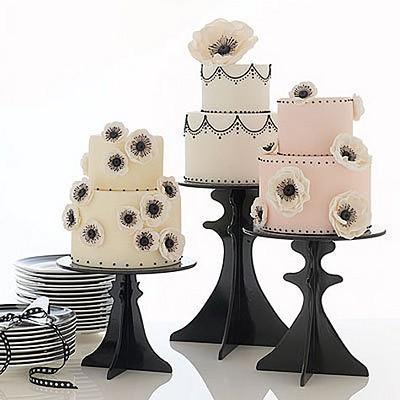 Weddings Cakes Polka Dot Cakes