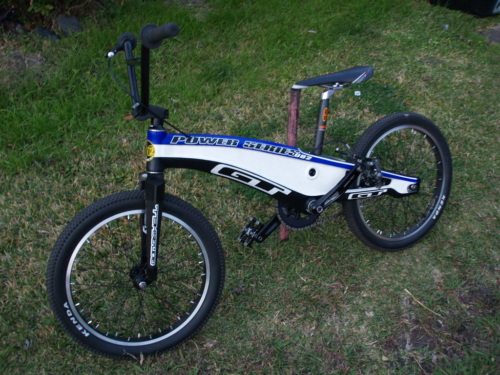 gt bicycles power series ub2 ultra box carbon frame 2009 bmx bikes bicycle p2098345