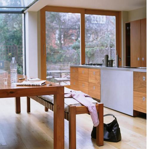 kitchen picture window