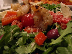 Scrumptious Shrimp and Salad