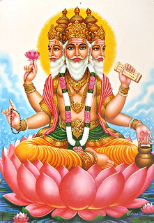 This is the logical reason why Lord Brahma is not worshipped