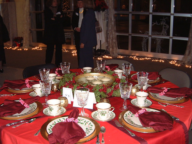 Christmas Tables - 132