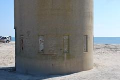 World War II Artillery Towers