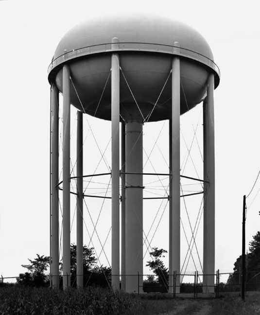 Gadsden, Alabama, USA. Photo: Bernd and Hilla Becher