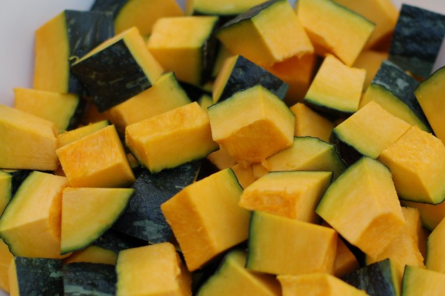 Kabocha squash by Eve Fox, Garden of Eating blog