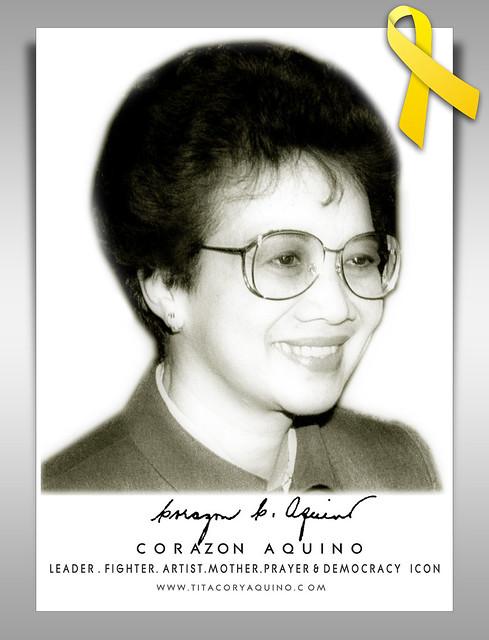 Cory Corazon Aquino Flickr Photo Sharing