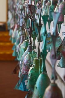Arcosanti Bells